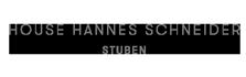 House Hannes Schneider Logo